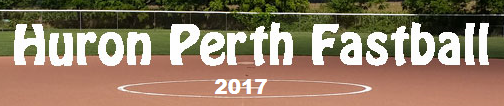 Huron Perth Fastball Website